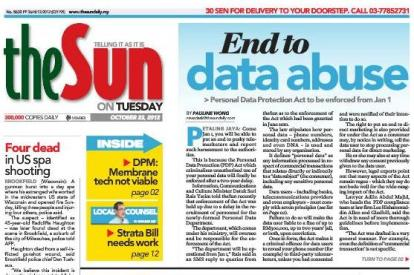 Credit: The Sun Daily (c) 2012