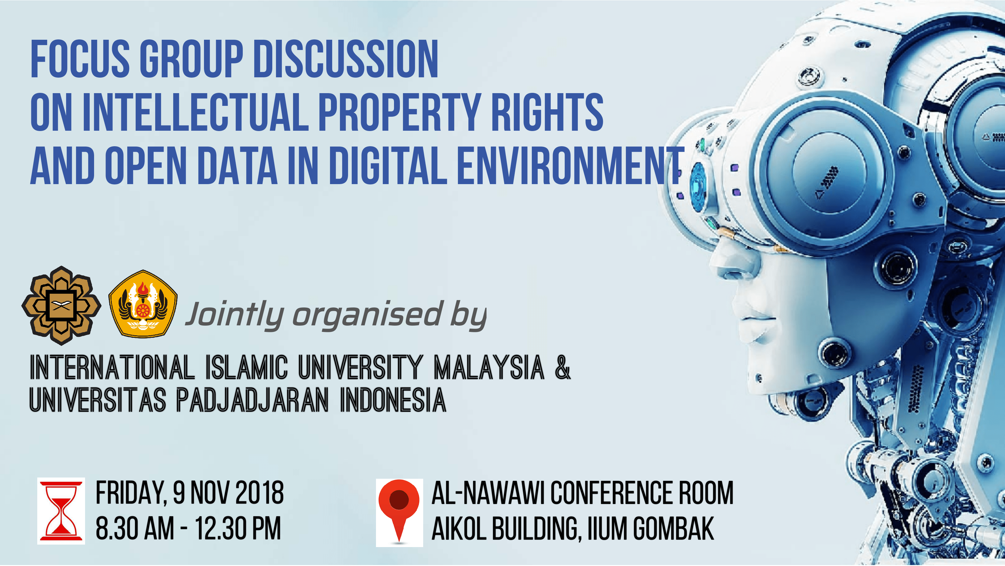 Focus On Intellectual Property Rights